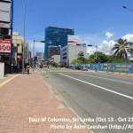 SriLanka tour - Galle road
