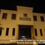 SriLanka tour - Tea Board