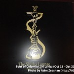 SriLanka tour - Shisha Lounge at Galadari Colombo