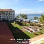SriLanka tour - Galle Face Hotel