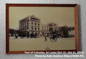 SriLanka tour - Old Galle Face Hotel Photo